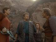 Shakaar und seine Leute wollen kämpfen