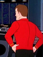 Sternenflottenoffizier Technik USS Enterprise 2269 Sternzeit 5392