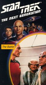 TNG 010 US VHS