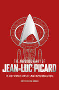 The Autobiography of Jean-Luc Picard cover