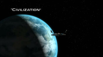 Civilization title card