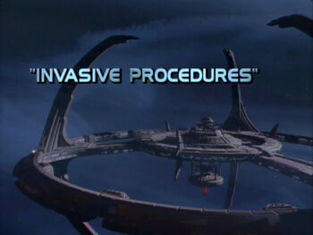 Invasive Procedures title card
