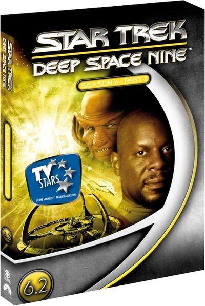 DS9 Staffel 6-2 DVD