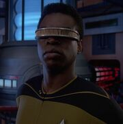 Geordi La Forge, 2365