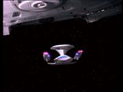 Jonction du module soucoupe en 2364