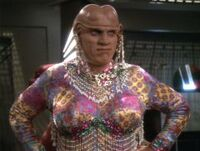 Quark as Lumba