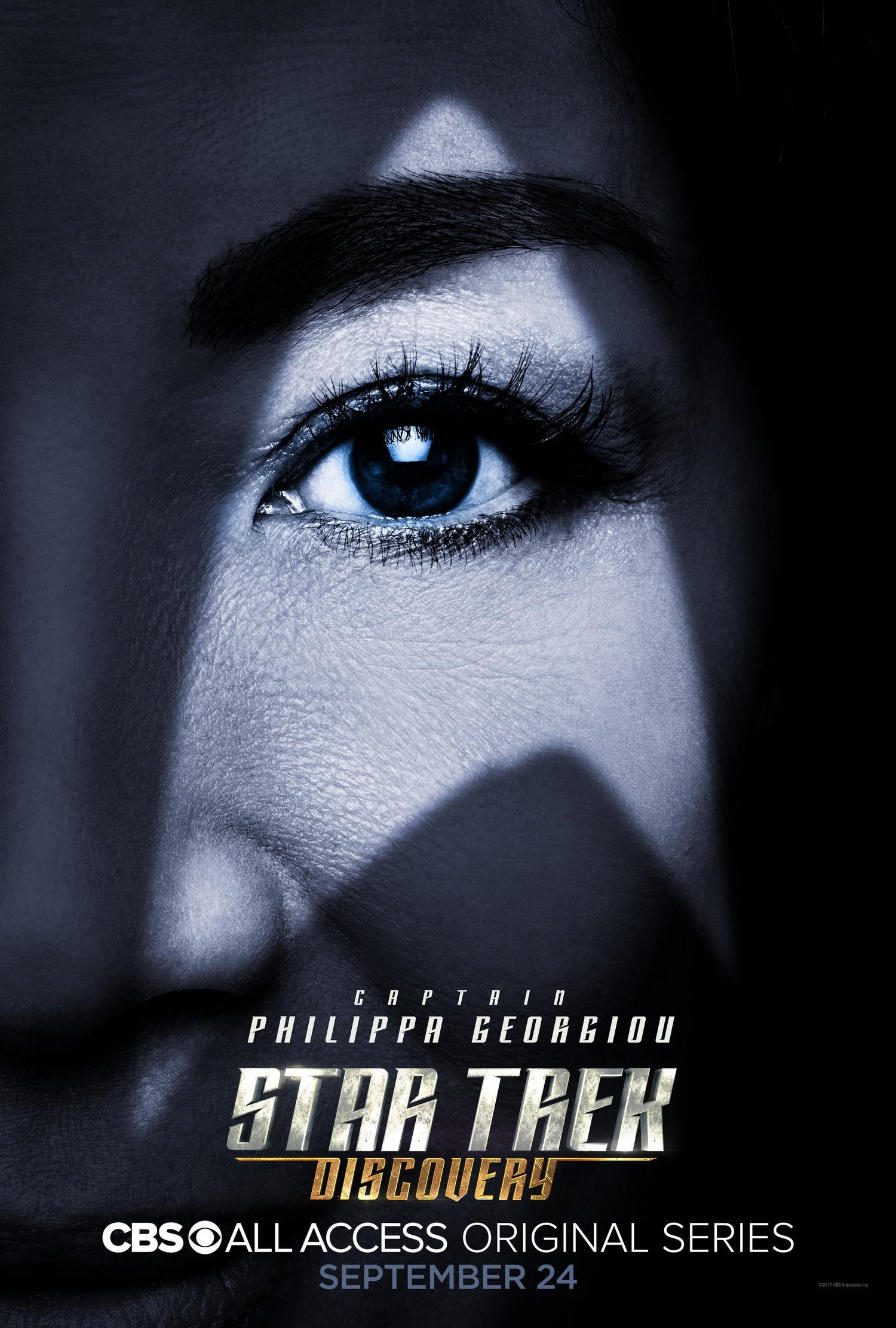 FileStar Trek Discovery Season 1 Philippa Georgiou Poster