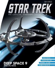 Star Trek Official Starships Collection Issue SP1