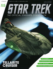Star Trek Official Starships Collection issue 115