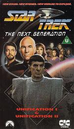 TNG vol 54 UK VHS cover