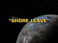 1x17 Shore Leave title card