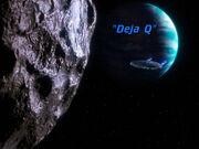 3x13 Deja Q title card