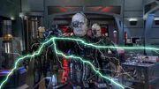 Borg overrunning Copernicus Station