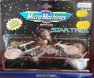 Galoob Star Trek MicroMachines 65881 e 2nd ed
