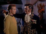 Kirk und Trelane