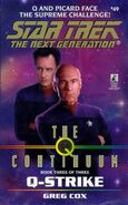 Q Strike cover, Q and Picard