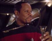 Sisko captain promotion