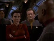 Sisko sucht den Saboteur