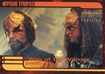 Star Trek Deep Space Nine - Profiles Card 12