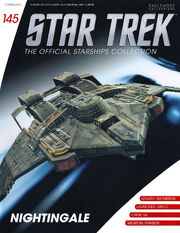 Star Trek Official Starships Collection issue 145
