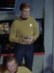 Sternenflottenoffizier 1 Enterprise 2267 Sternzeit 3287