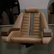 TNG First Season Command Chair