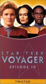 VOY 19 US VHS