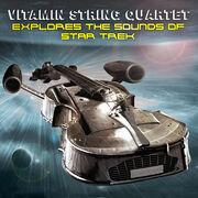 Vitamin String Quartet Tribute to Star Trek