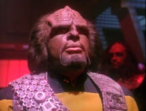 Worf Sins of the Father