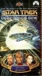 DS9 7.2 UK VHS cover