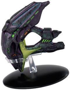 Eaglemoss 161 Void Ship