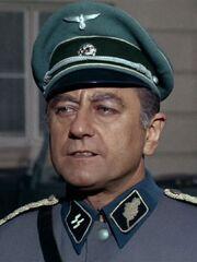 Ekosianischer SS-Offizier