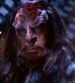 Klingon bop soldier 2, 2154