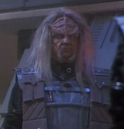 Klingon high council member 5, 2367