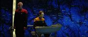 Picard und Data in der Stellarkartographie