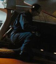Shuttle technician
