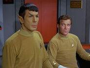 Spock and Kirk (2265)