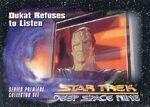 Star Trek Deep Space Nine - Series Premiere Card 31