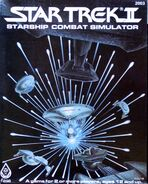 Star Trek II Starship Combat Simulator