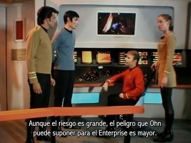 Star Trek Phase II - Podría pasar - Come What May (en español)