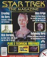 Star Trek The Magazine volume 1 issue 23 cover 1