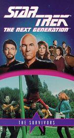 TNG 051 US VHS