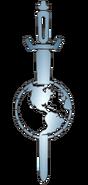 Terran Empire insignia, 2260s