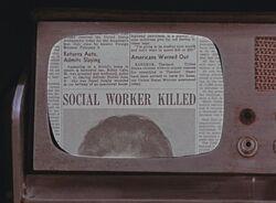 Tricorder 1930 newspaper