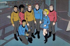 Animated crew