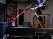 Data aktiviert Laserbohrer