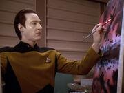Data beim malen