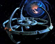 Deep space 9 vortex
