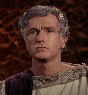 Parmen, a male Platonian