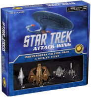 ST Attack Wing Independents A Motley Fleet Faction Pack